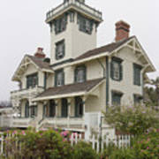 Point Fermin Lighthouse Poster