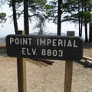 Point Imperial Poster