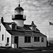 Point Pinos Pacific Grove Lighthouse Poster