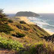 Point Sur, California Coast Poster