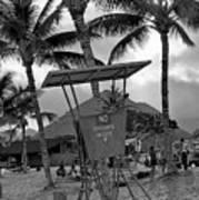 Pokai Bay Beach Park Poster