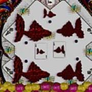 Poker Art Poster