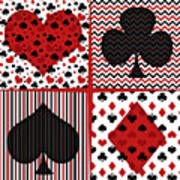 Poker In Four Poster