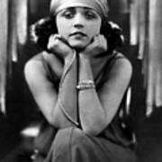 Pola Negri, Ca. Early 1920s Poster