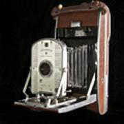 Polaroid 95a Land Camera Poster