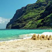 Polihale Aloha Poster