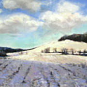 Pomfret Hills Poster