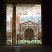 Pompei View 1 Poster