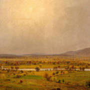 Pompton Plains, New Jersey, 1867 Poster