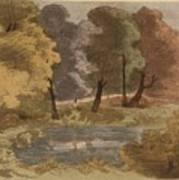 Pond Poster