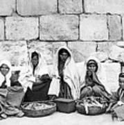 Ponfils 1898 Arab Women Poster