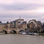 Pont Neuf In Paris Poster