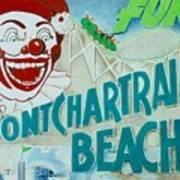 Pontchartrain Beach Poster