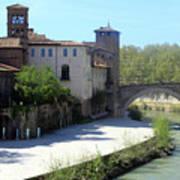 Ponte Cestio Poster
