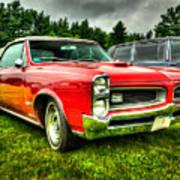 Pontiac Gto 029 Poster