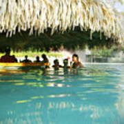 Pool Bar Poster
