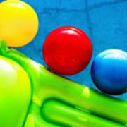 Pool Toys Poster