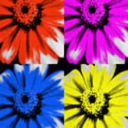 Pop Art Petals Poster