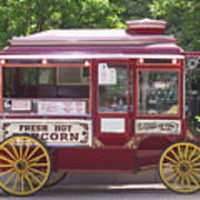 Popcorn Wagon Poster