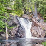 Poplar Stream Falls Poster