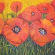 Poppies For My Sister Poster