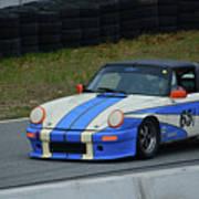 Porsche 651 Poster