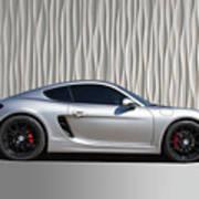 Porsche Beautiful Dream Sports Car Poster