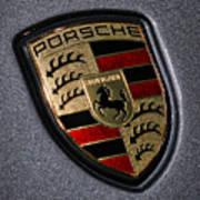 Porsche Poster by Gordon Dean II