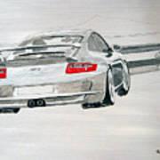 Porsche Gt3 Poster