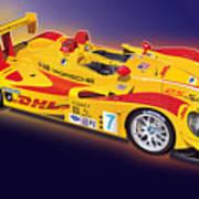 porsche RS Spyder Poster