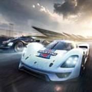Porsche Vision Gt Concept Poster