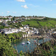 Port Isaac 1 Poster