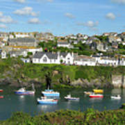 Port Isaac 2 Poster