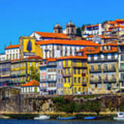 Porto Rising Poster