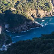 Portofino San Fruttuoso Bay Poster