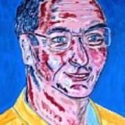 Portrait Dr. R. Meiritz Poster