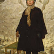 Portrait Of A Child Poster