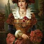 Portrait Of A Lady Poster