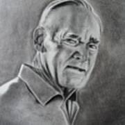 Portrait Of Bud Poster