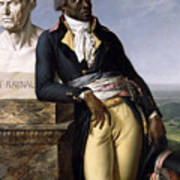 Portrait Of Jean-baptiste Belley Poster
