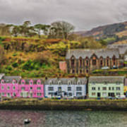 Portree Harbour Poster