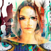 Portret Poster