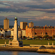 Portsmouth And Southsea England  Poster