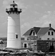 Portsmouth Harbor Lighthouse Poster