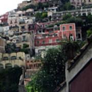 Positano, Amalfi,, Italy Poster