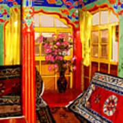 Potala Tea Room Poster