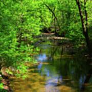 Potamac River In Maryland Poster