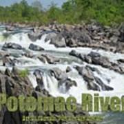 Potomac River Poster