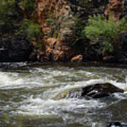 Poudre River 2 Poster