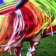 Pow Wow Beauty Of The Past 9 Poster